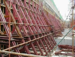 H20 Timber Beam Formwork with Simple