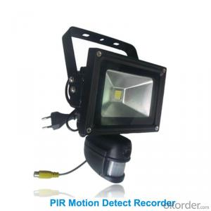 PIR Motion Detect Recorder with Audio&Video,Time/Date Stamped