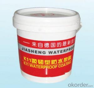 Flexile K11 Waterproof Coating for kitchen and washroom