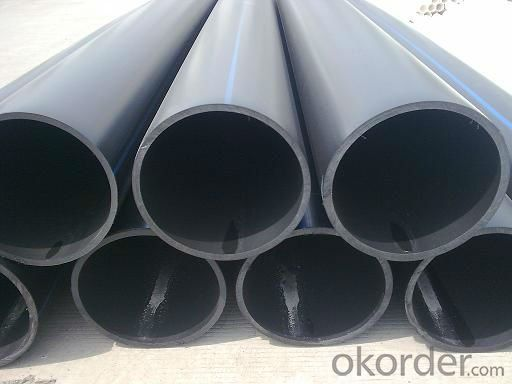 DN110MM HDPE Pipes for Water Supply on Sale