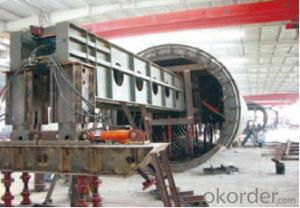 Steel Tunnel Formwork system and scaffolding system