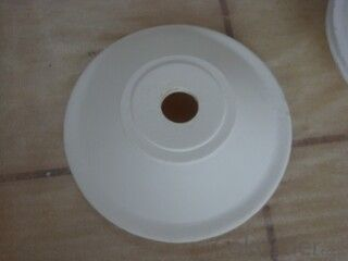 Refractory  Silica Orifice Ring
