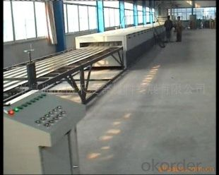 FRP GEL Coat Panel Laminating Line