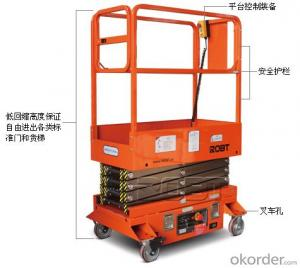 Mini Mobile scissor platform