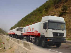 SHACMAN F2000 6X4 19000 LITERS FUEL TANK TRUCK