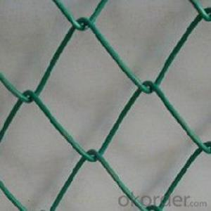 Plastic Chain Link Fence