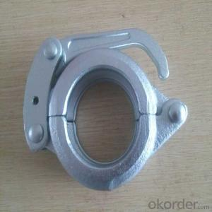 DN125/5.5inch quick coupling for pump pipe