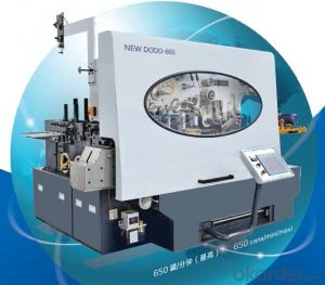 NEW DODO-600 Fully automatic can body welder