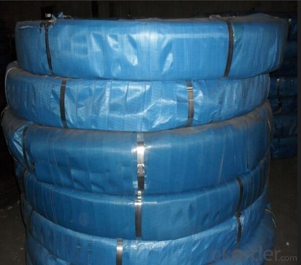 Prestressed Hot Rolled Steel Wires