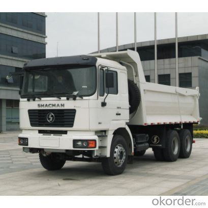 SHACMAN F2000 20 Tons 6X4 380HP DUMP TRUCK(TIPPER)