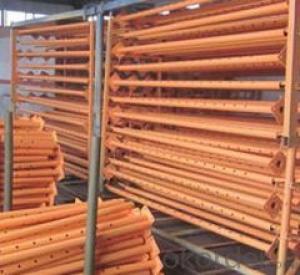 heavy duty steel propfor scaffolding