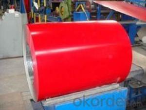 Prepainted galvanized Steel Coil steel