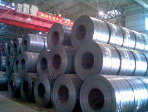 Carbon Hot Rolled Steel Coil 2