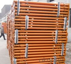 Scaffolding System and Accessories