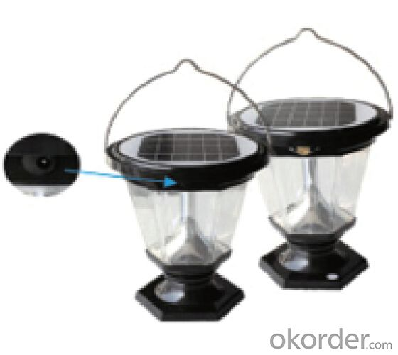 Solar hurricane Light 3W