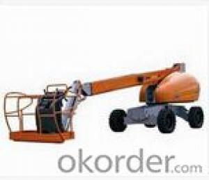 Self-Propelled Telescopic Boom Lifts