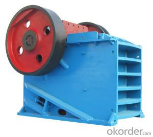 PE 600x900 jaw crusher
