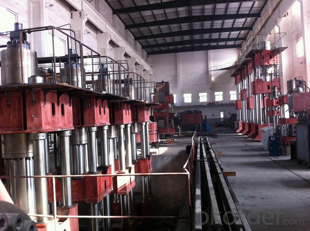 Four Columns Hydraulic Press