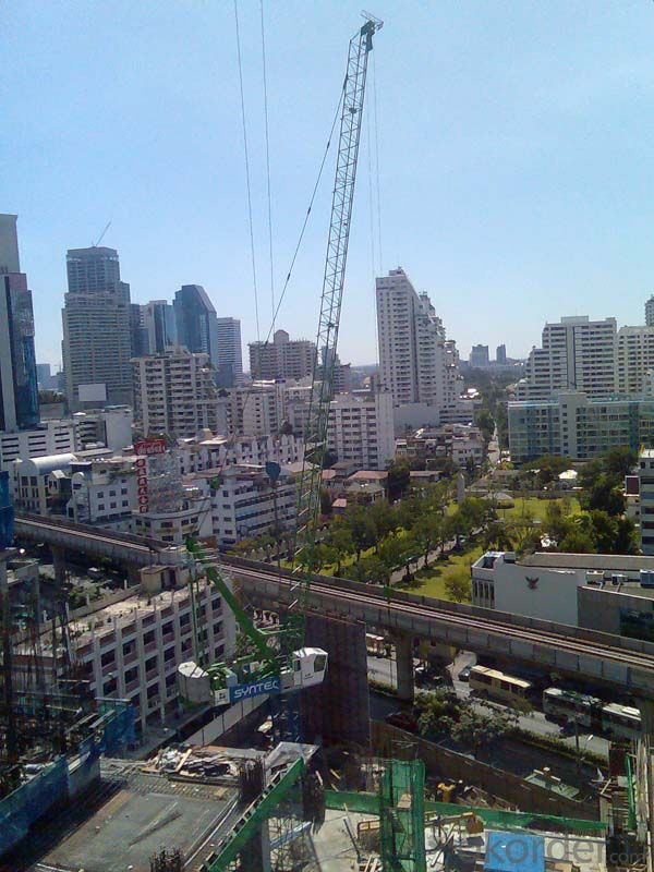 YONGMAO STL120 tower crane
