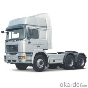 SHACMAN F2000 40 TONS 6X4 420HP TRACTOR TRUCK(PRIME MOVER)