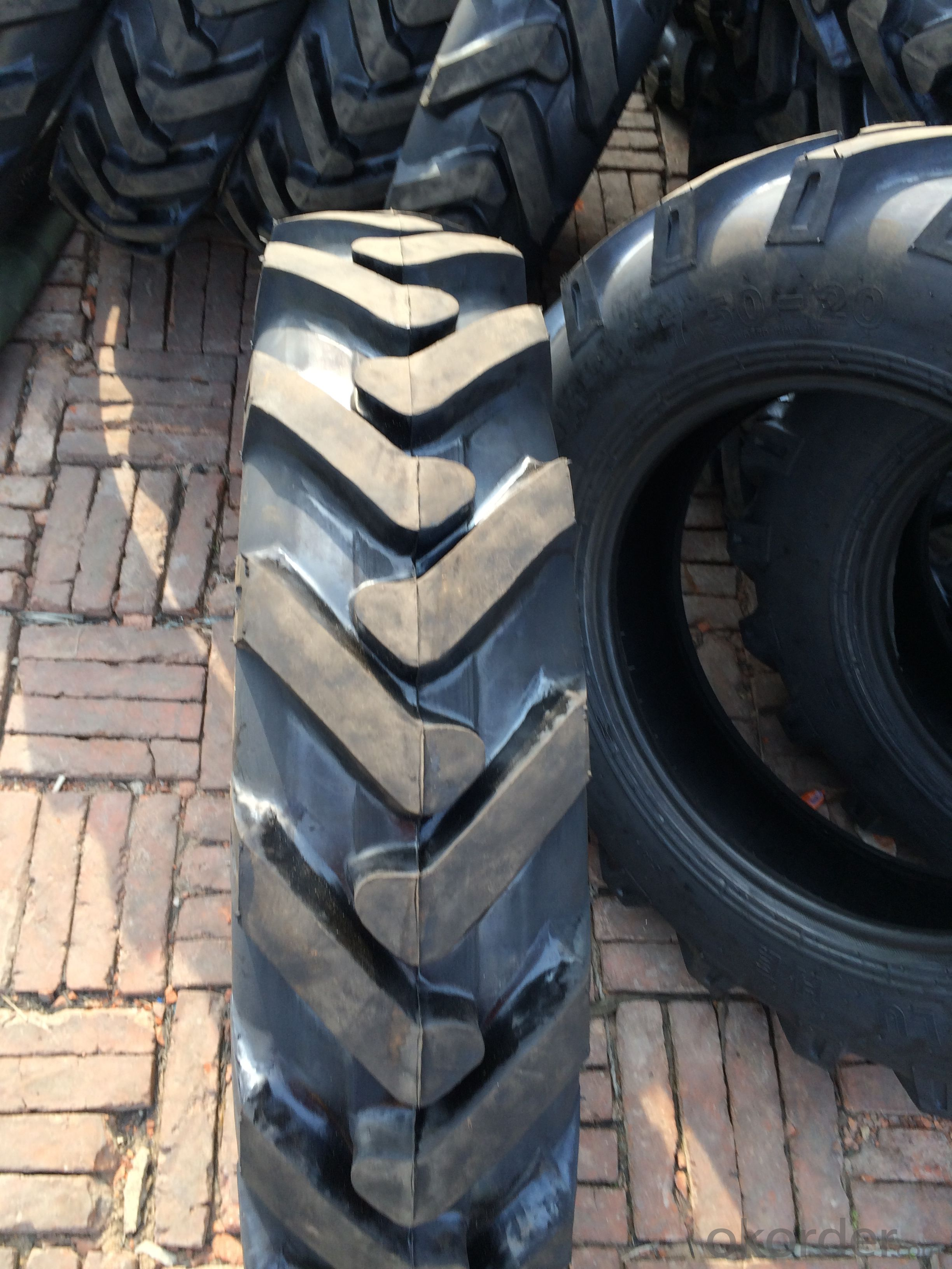 Nylon Tyre for Agricultural 16.9-34 10PR