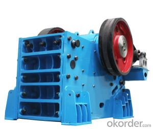 JC 340  jaw crusher