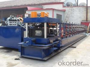 Purling Forming Machine