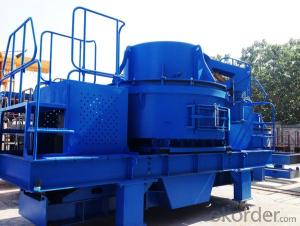 VC726 Vertical shaft impact crusher