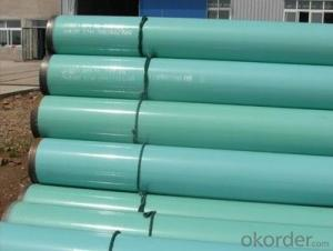 API 5L 3PE COATED STEEL PIPE