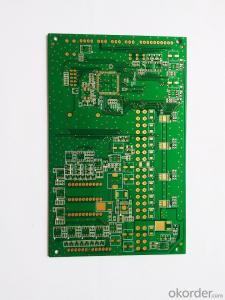 pcb antenna customize pcba single sided pcb design