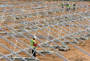 Solar Panel Monting System TT-EC-F55