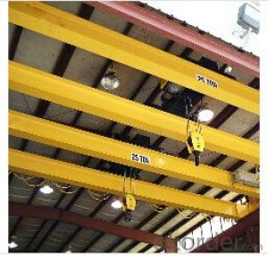 QB double-girder explosion-proof crane with special design