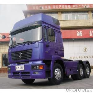 SHACMAN F2000 40 TONS 6X4 TRACTOR TRUCK(PRIME MOVER)