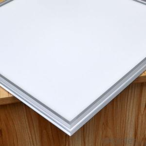 50W LED Panel light False Ceiling Recessed Mounting 600*600mm