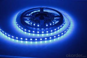 Low Voltage Led Strip Light single color non-waterproof