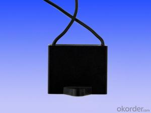 square fan capacitors