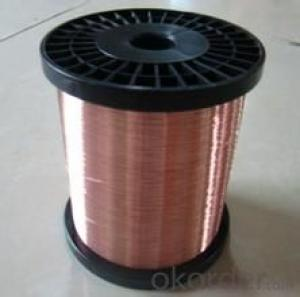 Copper Clad Al-Mg alloy wire