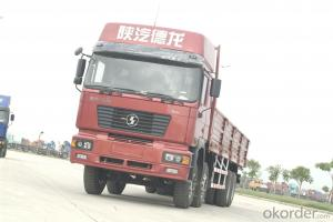 SHACMAN F2000 30TONS 8X4 375HP LORRY TRUCK(CARGO TRUCK)