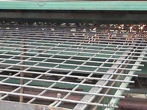 Rebar Galvanized Iron Wire Mesh Wild Use for Building Materials