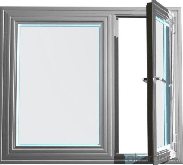 Good quantity of door and window