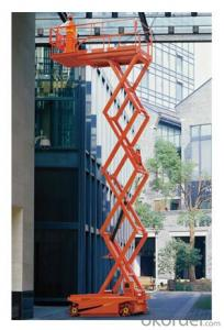 Omni Direction Self-Propelled Electric Scissor lifts-JCPT(OD)