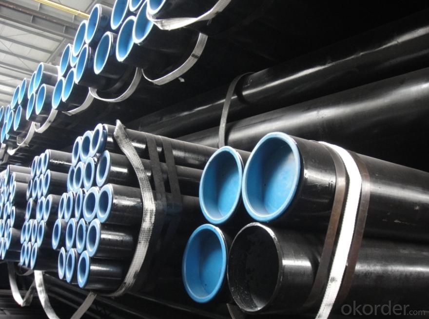Carbon Seamless  Steel  Line  Pipe 12 Inch For Structure