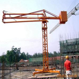Manual operation 12m concrete placing boom