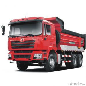 SHACMAN F3000 20 TONS 6X4 345HP DUMP TRUCK(TIPPER)