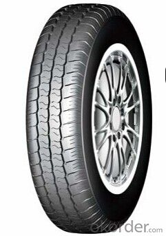 Radial Tyre for Passager Car  BW168 with Good Quality