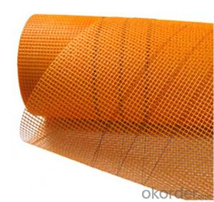 Fiberglass Mesh, 4*4mm,160g/m2-on High Quality