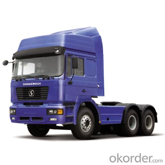 Buy Shacman F2000 40 Tons 6x4 380hp Tractor Truck Prime