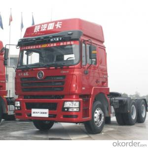 SHACMAN F3000 50 TONS 6X4 385HP TRACTOR TRUCK(PRIME MOVER)