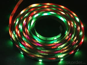 Led Strip Light DC 12v SMD 5050 RGB+W 30 LEDS INDOOR