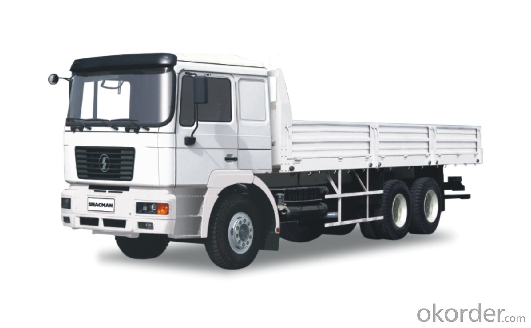 SHACMAN BRAND F2000 20 TONS 6X4 280HP LORRY TRUCK